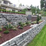 Professional, residential decorative retaining walls Langley, BC